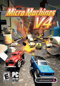 MICRO MACHINES V4