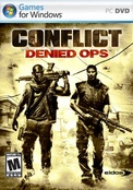 CONFLICT DENIED OPS - More Info
