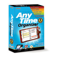ANYTIME ORGANIZER 12.0 - More Info