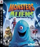 MONSTERS VS ALIENS - More Info