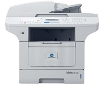 Konica 20 bizhub Black and White Laser Printer