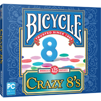 BICYCLE CRAZY 8