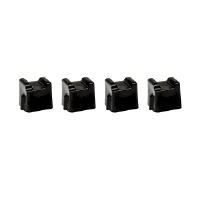 Rhinotek R108R00668 4 Black Solid Ink Sticks - More Info