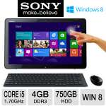 Sony VAIO 20 Core i5 750GB HDD All-In-One PC