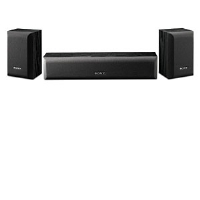 Sony SS-CR3000 Center and Rear Speaker Package - More Info