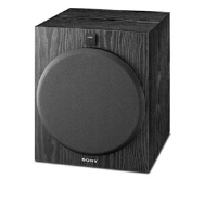 Sony SA-W2500 Powered Subwoofer - More Info