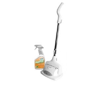 SteamFast SF-145F Clean Mist Steam Mop - More Info