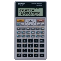 Sharp EL-738C Financial Calculator - More Info