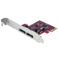 StarTech PEXESAT32 PCIe Controller Card - More Info