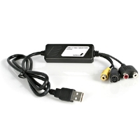 StarTech SVID2USB2 USB 2.0 Video Capture Cable - More Info