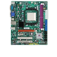ECS A740GM-M Motherboard - More Info