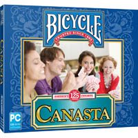 BICYCLE CANASTA - More Info