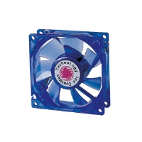 Coolmax CMF-1425-BL 140mm UV LED Cooling Case Fan - More Info