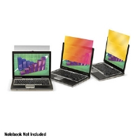 3M GPF13.3W Widescreen Gold Notebook Privacy Filte