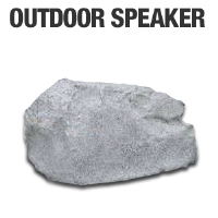 TIC Corporation TFS12WG Outdoor Rock Speaker - More Info
