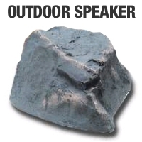 TIC Corporation TFS11-SL Outdoor Rock Speaker - More Info
