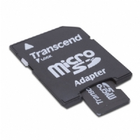 Transcend 1GB MicroSD - More Info