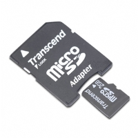 Transcend 2GB microSD Card - More Info
