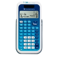 Texas Instruments TI34 MultiView Sci Calculator - More Info
