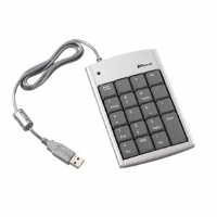 Targus USB Numeric Keypad with 2-Port Hub - More Info