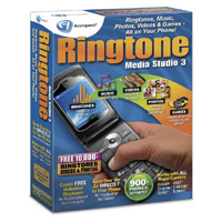 RINGTONE MEDIA STUDIO - More Info