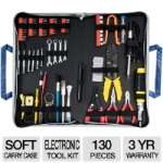 Ultra 130 Piece Premium Tool Kit for sale Now