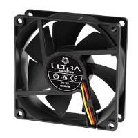 Ultra 80mm Silent  Case Fan - More Info