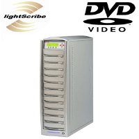 Xerox D1011LS 1:11 Lightscribe CD/DVD Duplicator - More Info