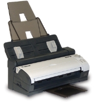 Visioneer Strobe 500 Scanner and Docking Station - More Info