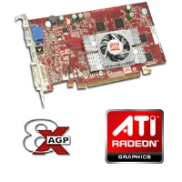 Visiontek Radeon X1050 256MB AGP (Refurbished) - More Info