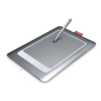Wacom CTH661 Bamboo Fun Medium Pen &amp; Touch Tablet - More Info