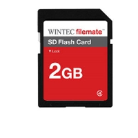 Wintec Filemate 2GB SD Card - More Info