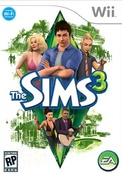 EA 19440 The Sims 3 Wii