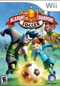 Academy Of Champions Soccer - More Info