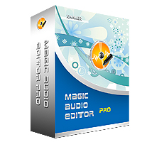 MAGIC AUDIO EDITOR PRO - More Info