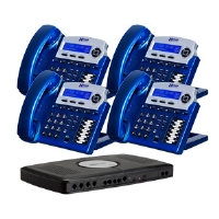 Xblue Networks X16 Phone System (4-Pack) - More Info