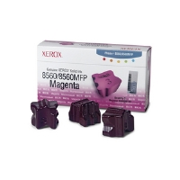 Xerox 108R00724 Solid Ink Magenta (3 Sticks) Xerox 108R00724 Solid Ink Magenta - Compatible For Phaser 8560/8650MFP (3 Sticks)