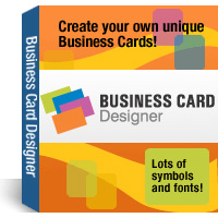 BUSINESS CARD DESIGNER - More Info