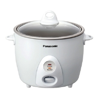 Panasonic SR-G10G Rice Cooker and Steamer - More Info