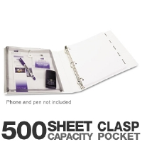 Avery 23002Protect and Store View Binder - More Info