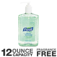 GOJO 9639-12EA Purell Instant Hand Sanitizer - More Info