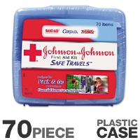 Johnson and Johnson 8274 Travel First Aid Kit - More Info