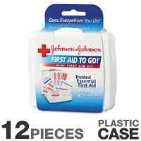 Johnson and Johnson 8295 Mini First Aid Kit - More Info