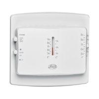 Hunter 40135 Mechanical Heat and Cool Thermostat - More Info