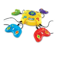 Buy Learning Resources Electronic Toys - Learning Resources LER6933 Who Knows Math Quiz Game - Electronic, Remo