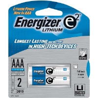 ENERGIZER AAA HIGH ENERG - More Info