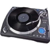 NUMARK TURNTABLE W/USB