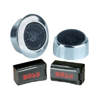 Boss TW-19 Neodymium Tweeter With Chrome Finish (Pair) for sale Now