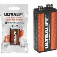 ULTRALIFE 9V LITH FOIL - More Info