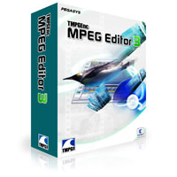 TMPGENC MPEG EDITOR 3 - More Info